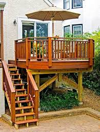 remarkable backyard decks for small yards photo ideas amys office