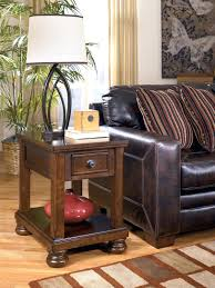 power chairside end table chairside end tables table with storage chair side power outlet
