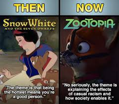 5 ways disney movies have changed over time