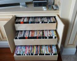 many dvds try these clever dvd storage ideas for