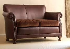 2 Seater Sofa Leather by Traditional Sofa Leather Fabric 2 Seater Keats Tetrad