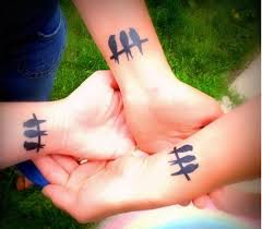 Pictures Of Tattoos On The - best 25 matching friendship tattoos ideas on