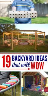 Idea For Backyard Landscaping by 19 Family Friendly Backyard Ideas For Making Memories Together