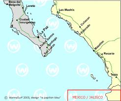 sinaloa mexico map sinaloa nayarit surfing in sinaloa nayarit mexico wannasurf