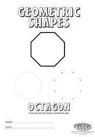 best photos of 3d octagon template hexagon box template free