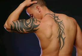 amazing tribal tattoo for guys on biceps photo 15 2017 real