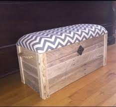 Build A Toy Box Bench Seat by Hope Chest Toy Box Entryway Bench Storage Bench