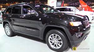 jeep compass 2014 interior 2015 jeep grand cherokee limited exterior and interior