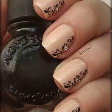 imagenes de uñas decoradas con konad resultado de imagen para uñas decoradas con sellos konad uñas