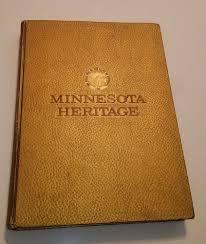 minnesota heritage t s denison 1960 rare le 665 1000 hc history