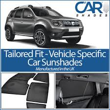 Window Blind Duster Dacia Duster 5dr 10 On Uv Car Shades Window Sun Blinds Privacy