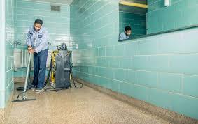 vinyl floor maintenance km kleening service