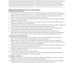elementary resume exles exciting resume exles inspirational elementary