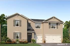 Dr Horton Destin Floor Plan Drayton Woods At Providence New Construction Homes Orlando