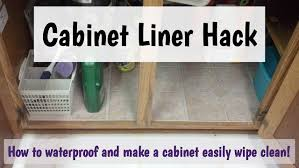 sink kitchen cabinet mat cabinet liner hack laminate kitchen cabinets kitchen sink