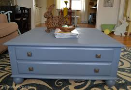ethan allen table makeover guest post country chic paint