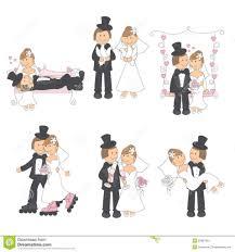 dessin humoristique mariage illustration de mariage