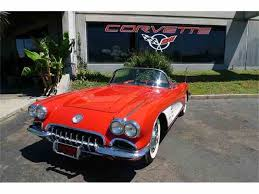 corvettes for sale rochester ny 1959 chevrolet corvette for sale on classiccars com 24 available