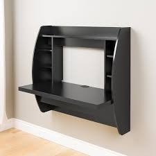 Folding Wall Mounted Table Furniture Floating Desk With Storage Ikea Fold Down Wall Desk