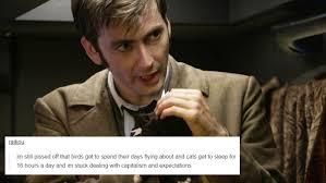 10th Doctor Meme - 10th doctor hashtag images on tumblr gramunion tumblr explorer