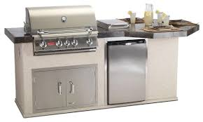 Outdoor Bbq Kitchen Designs Bull Outdoor Kitchens Evenings Delight