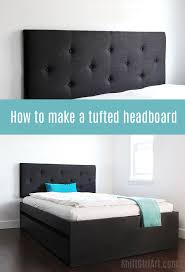 How To Tuft A Headboard by How To Make A Tufted Headboard Jpg