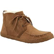 ugg womens casual shoes ugg kenai womens ankle moccasin boots rogan s shoes