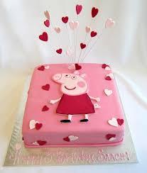 peppa pig cake peppa pig