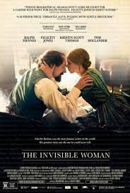 The picture of the film - The Invisible Woman