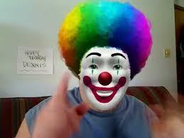 birthday clowns it tougher than you think i ll take that happy birthday clown