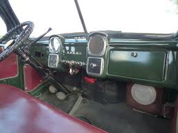 dodge truck dash sell used 1953 dodge truck b4b in wellsville kansas