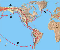 map of america 20000 years ago america got nuked in 12 500 bc