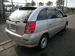 nissan almera boot space nadia 2wd special edition ii sxn10