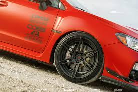 subaru sports car wrx red herring subaru wrx sti adv 1 fish adv 1 wheels