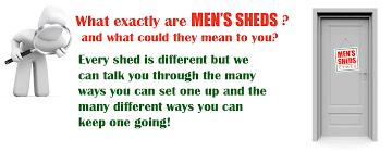 men s what is a men s shed mens sheds cymru