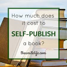 how much does it cost much does it cost to self publish a book 4 authors their