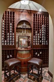 Wine Cellar Chandelier Wine Barrel Chandelier Wine Cellar Traditional With Bar Stool