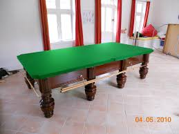Snooker Cushions Services Sanders Pool Tables