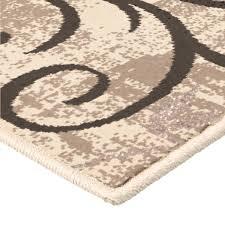 Plastic Carpet Runner Walmart by Better Homes And Gardens Iron Fleur Area Rug Or Runner Walmart Com