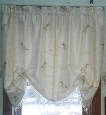 Linen Valance Curtains By Claire Northwood Nh