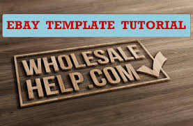 Home Designer Pro Ebay Ebay Html Listing Template Tutorial How To Use Ebay Templates