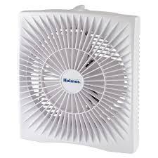 Double Window Fan Walmart by Amazon Com Holmes 10 Inch Personal Size Box Fan Habf120w Home