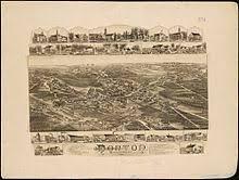 map of northton ma norton massachusetts