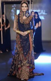 azhar bridal collection 2013 2014 at pfdc l oreal paris bridal