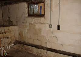 basement waterproofing leaking basement walls terrafirma
