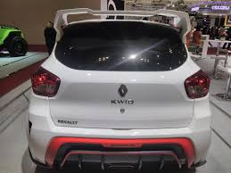 renault philippines renault kwid extreme at giias 2017 rear view