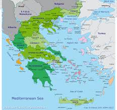Map Of Ancient Greece My Favourite Planet Interactive Maps Of Greece