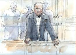 court sketches from boston bomber case high profile trials in 2013
