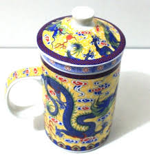 Dragon Coffee Cup Ceramic Coffee Mugs With Lids And Handles Coffee Cup With Lid Nz
