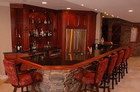Basement Kitchen Designs Basement Kitchen Design With Goodly Basement Finish Basement